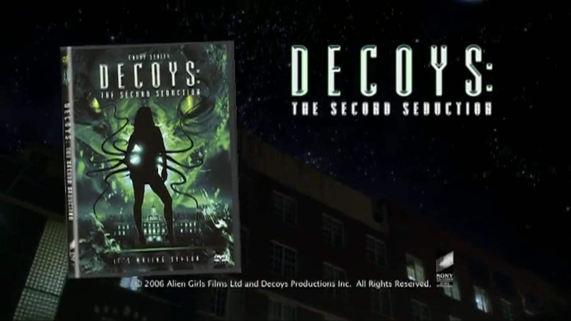 Decoys 2: Alien Seduction Trailer (2007)