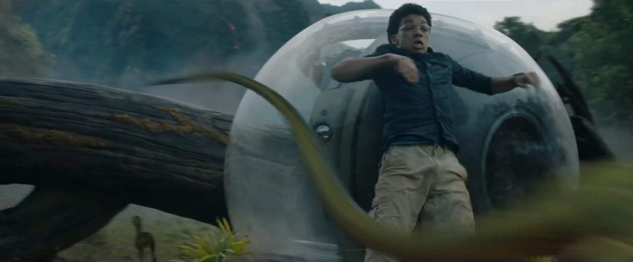 Jurassic World: Fallen Kingdom TV Spot - Run (2018)