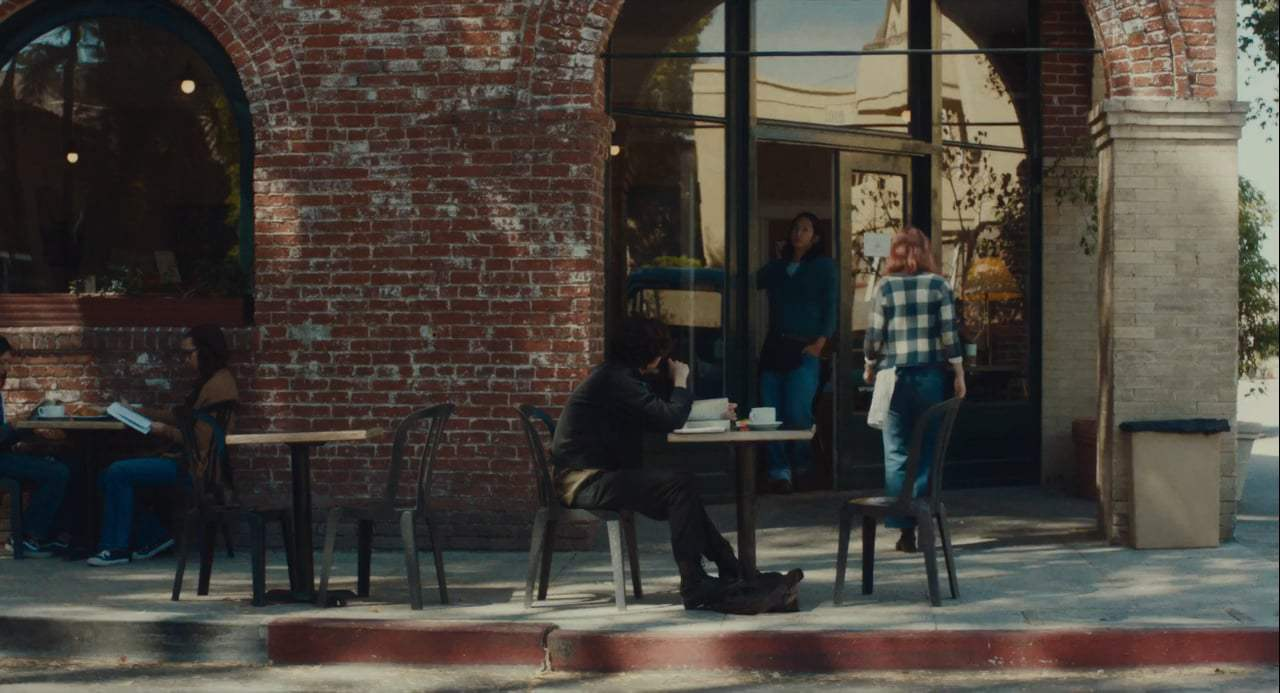 Lady Bird (2017) - Coffee Shop
