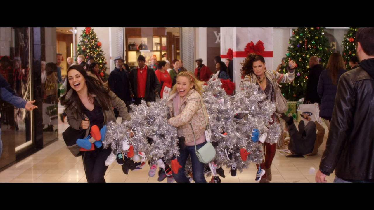 A Bad Mom's Christmas TV Spot - Own It (2017)