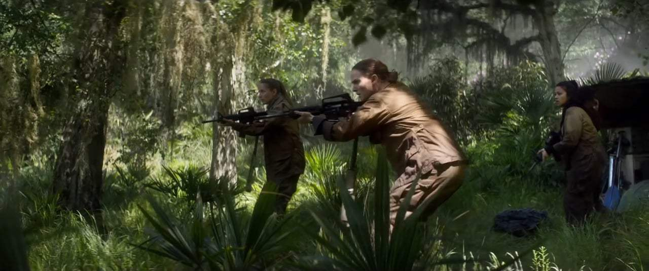 Annihilation Feature Trailer (2018)