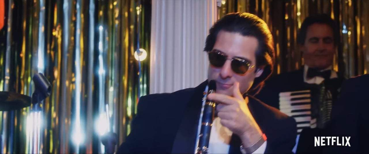The Polka King Trailer (2018)