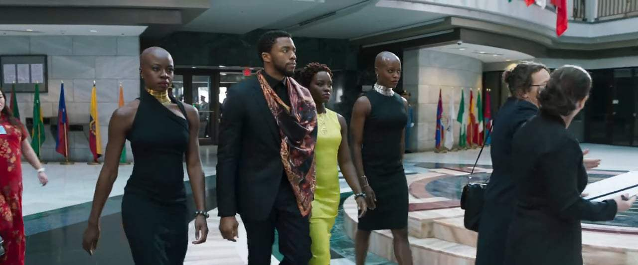 Black Panther TV Spot - All-Star (2018)