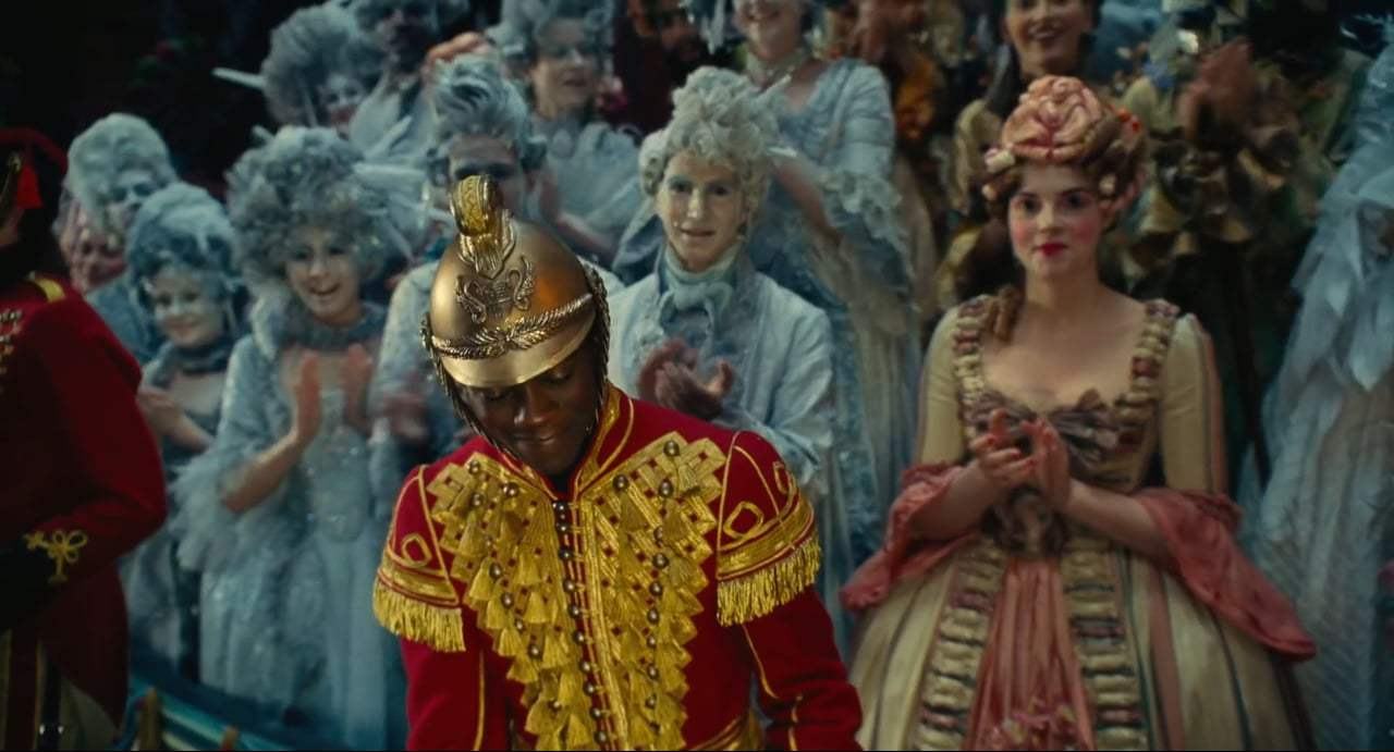 The Nutcracker and the Four Realms Teaser Trailer (2018)