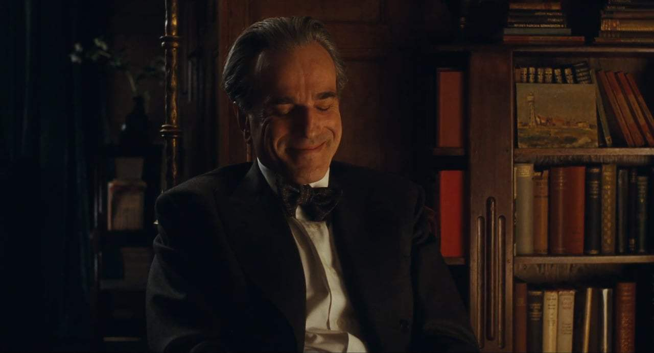 Phantom Thread (2017) - Confirmed Bachelor