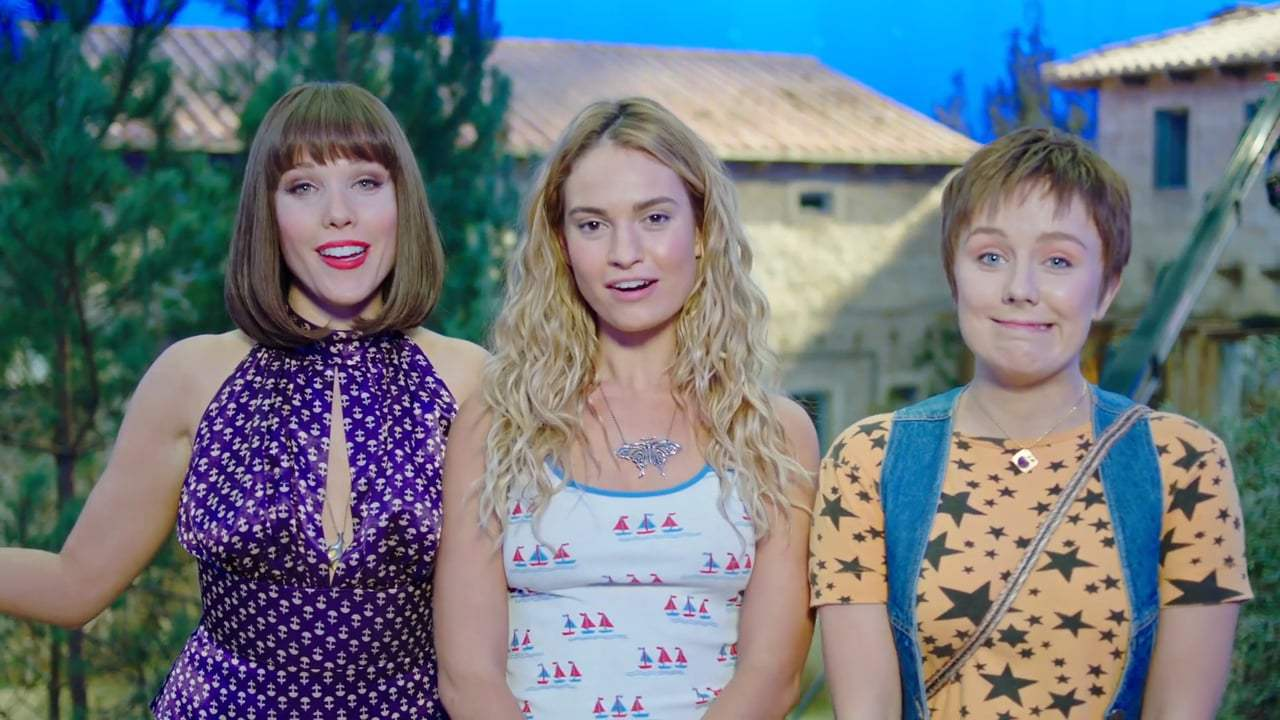 Mamma Mia! Here We Go Again Featurette - It's A Wrap (2018)