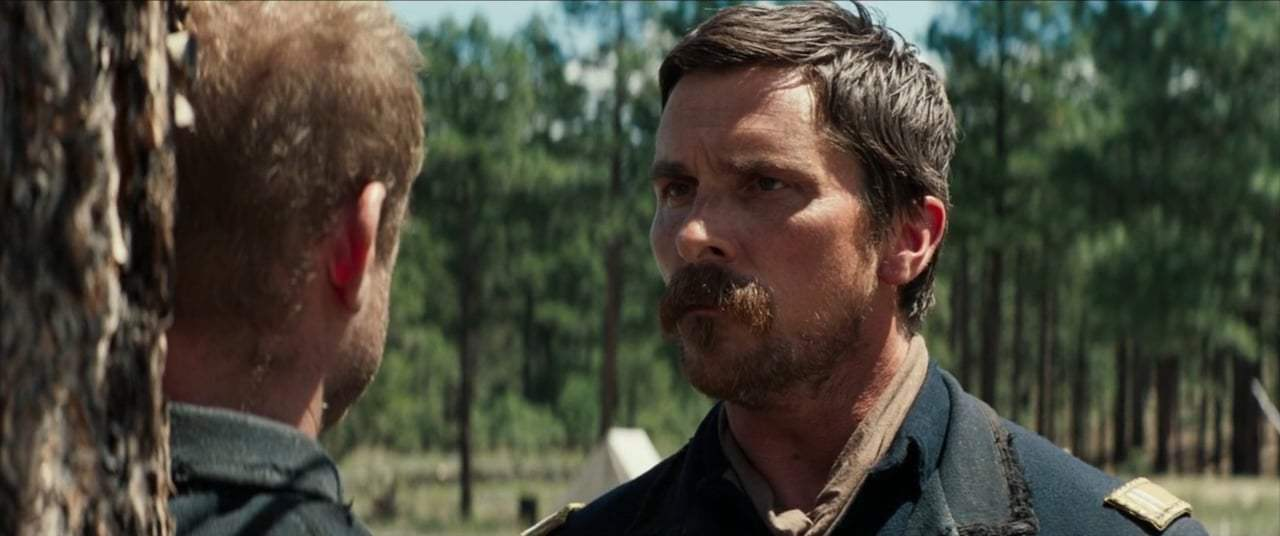 Hostiles (2018) - It Makes You Feel Inhuman