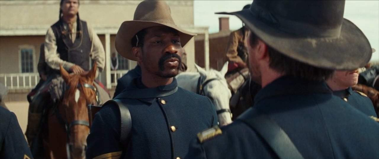 Hostiles (2018) - Meeting the Men
