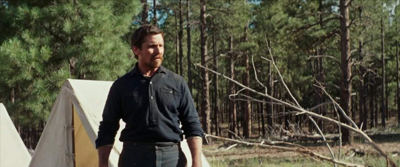 Hostiles (2018) - Anything I Can Do?