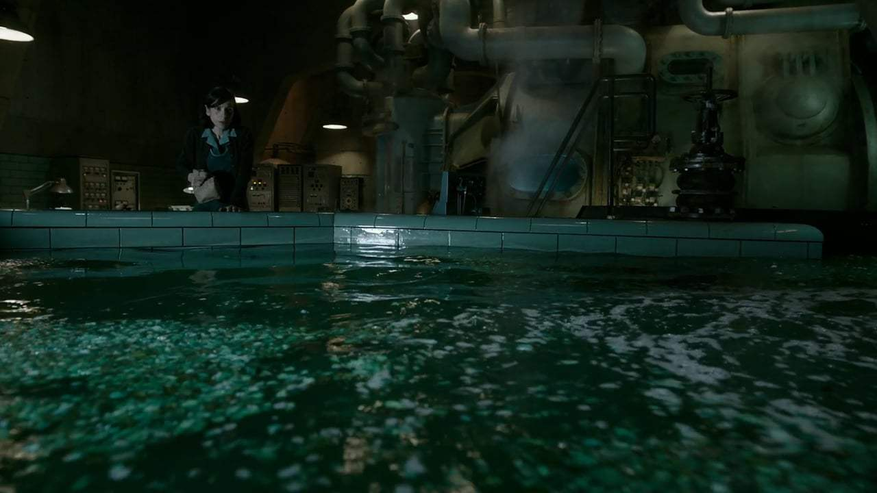 The Shape of Water Featurette - Summoning a Water God (2017)