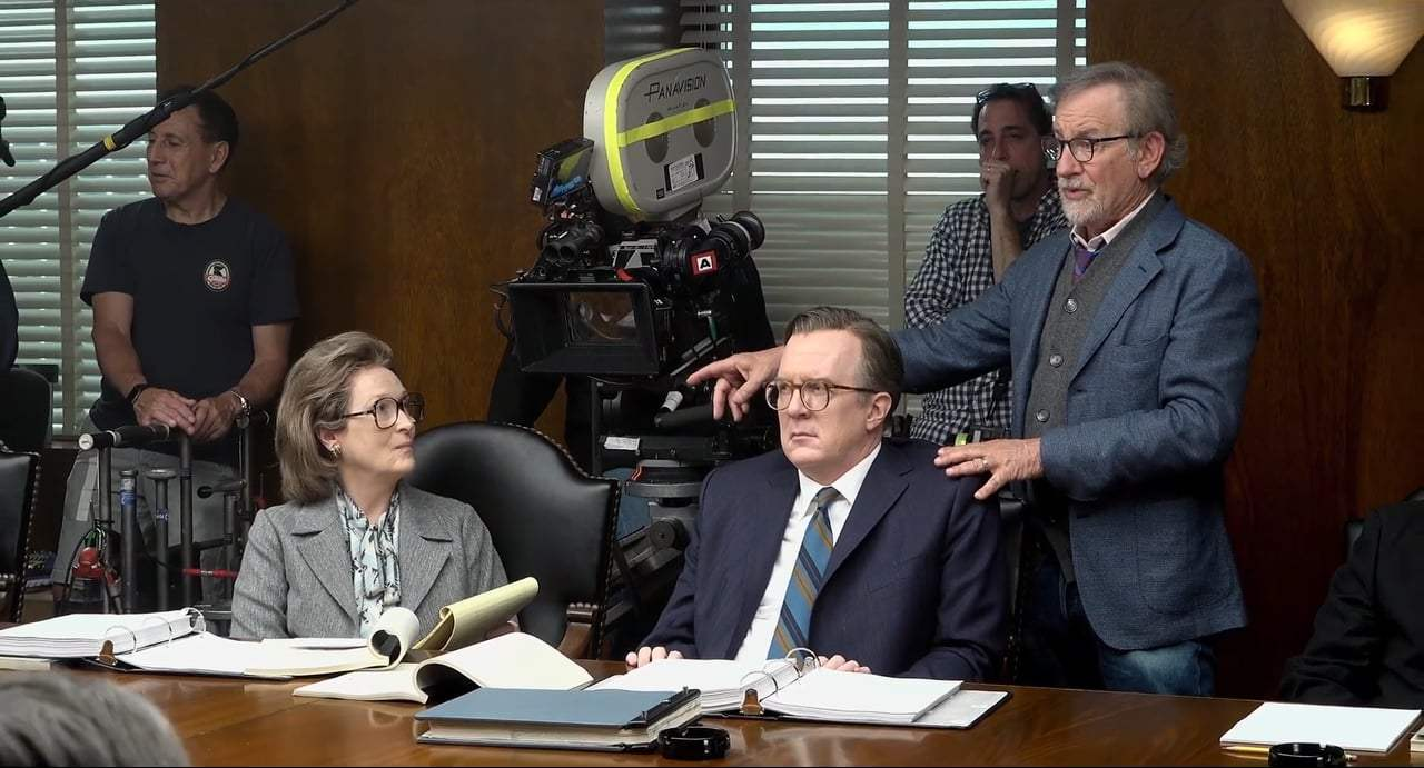 The Post Featurette - Meryl Streep and Tom Hanks (2018)