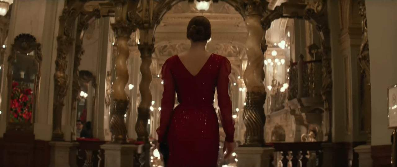 Red Sparrow Theatrical Trailer (2018)