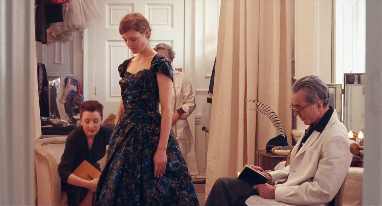 Phantom Thread (2017) - My Own Taste