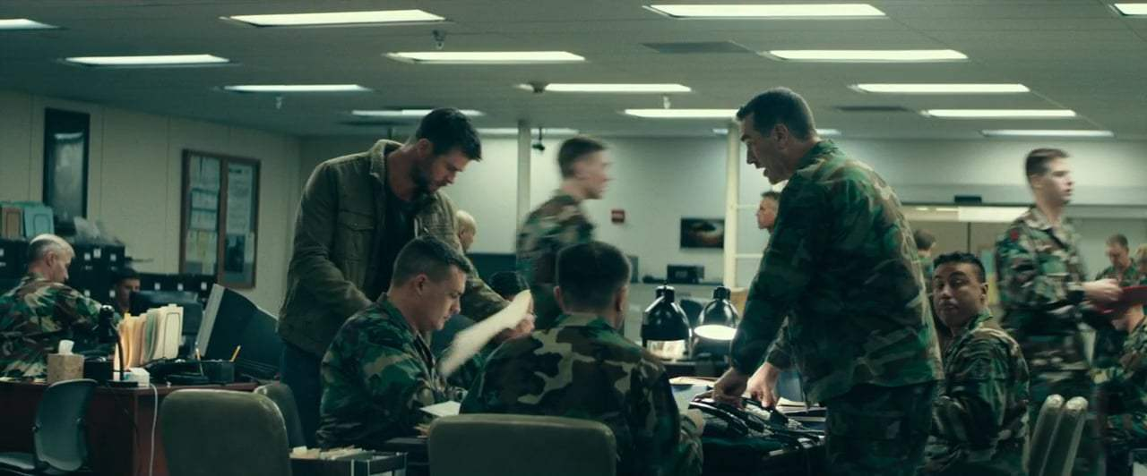 12 Strong (2018) - You Don't Have A Team
