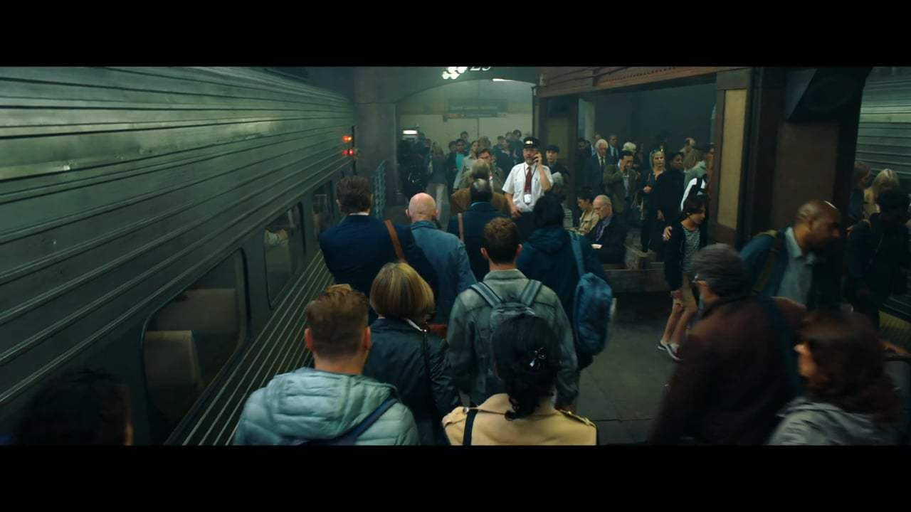 The Commuter TV Spot - Suspense (2018)