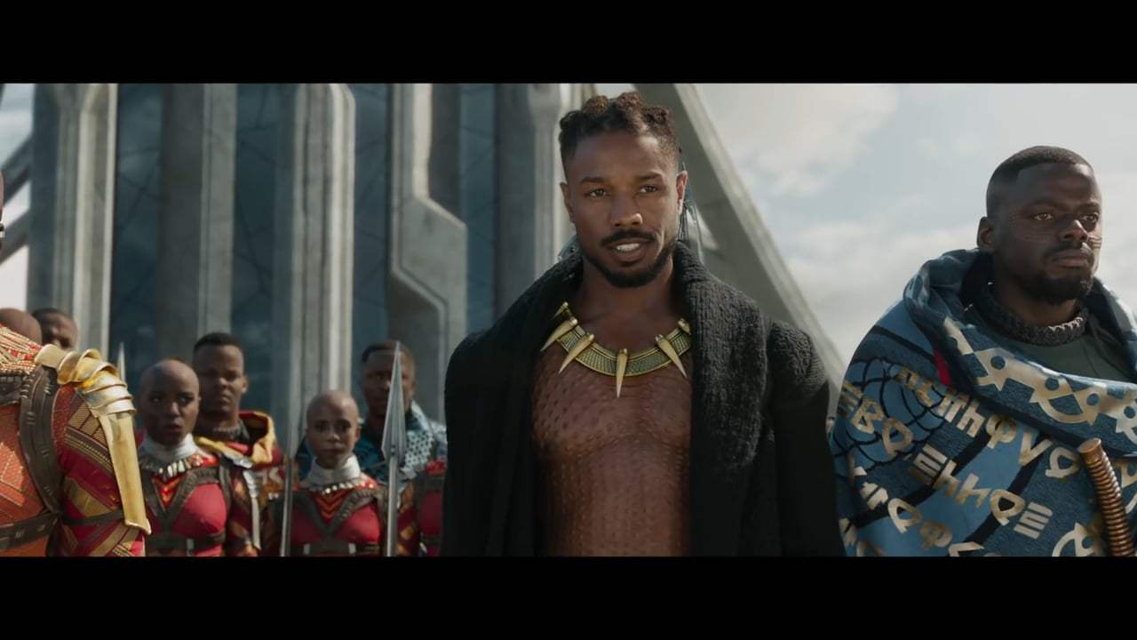 Black Panther Featurette - Good to be King (2018)