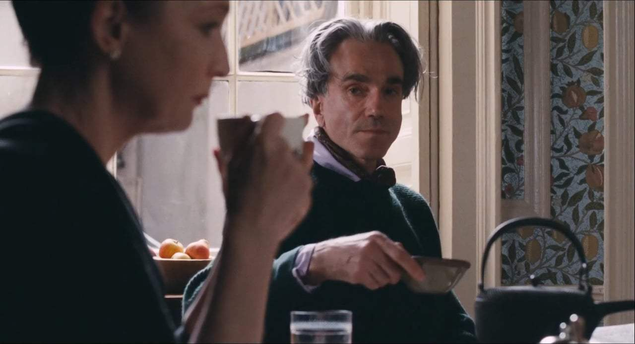 Phantom Thread (2017) - Don't Pick A Fight