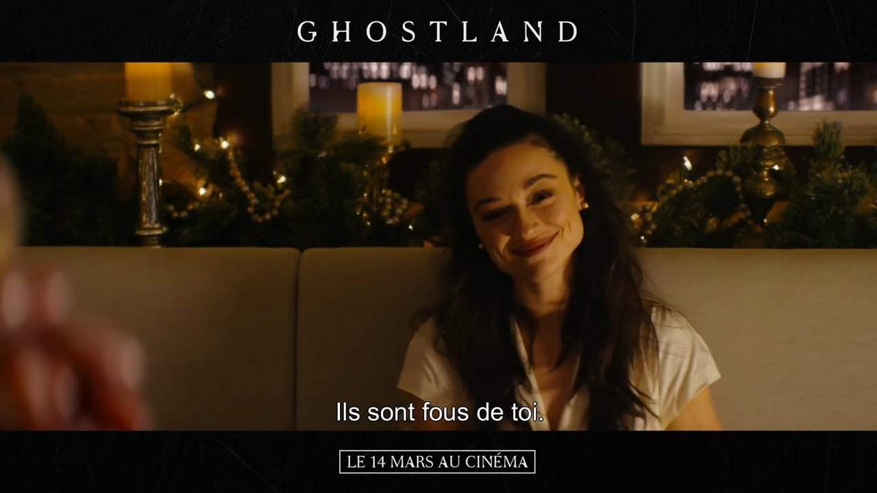 Ghostland International Trailer (2018)