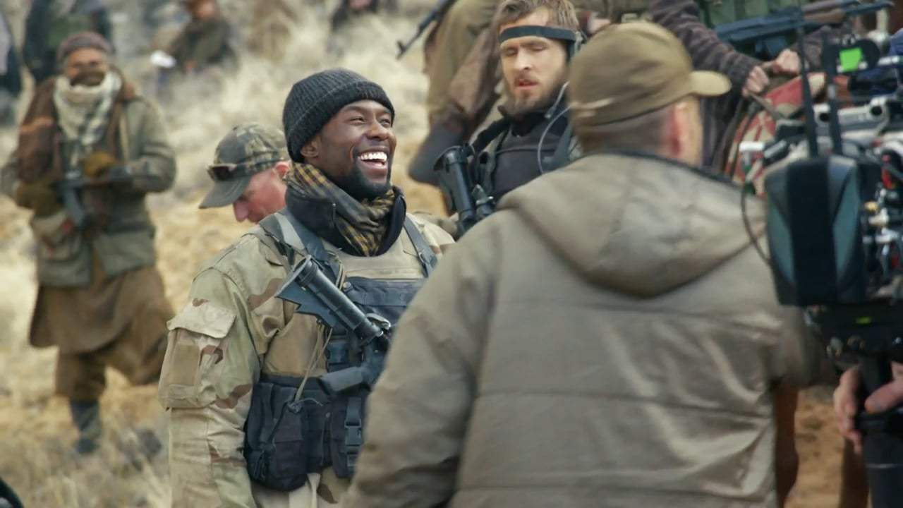 12 Strong Featurette - Trevante Rhodes (2018)
