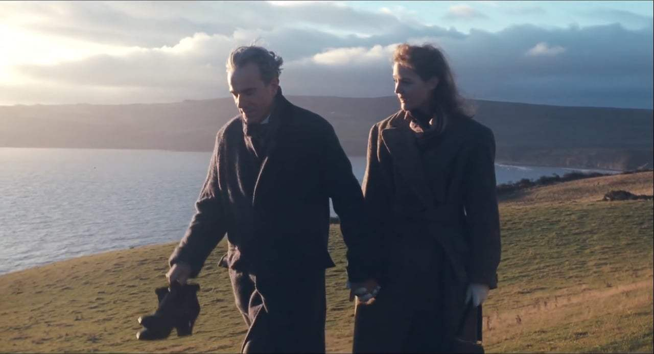 Phantom Thread (2017) - You Found Me