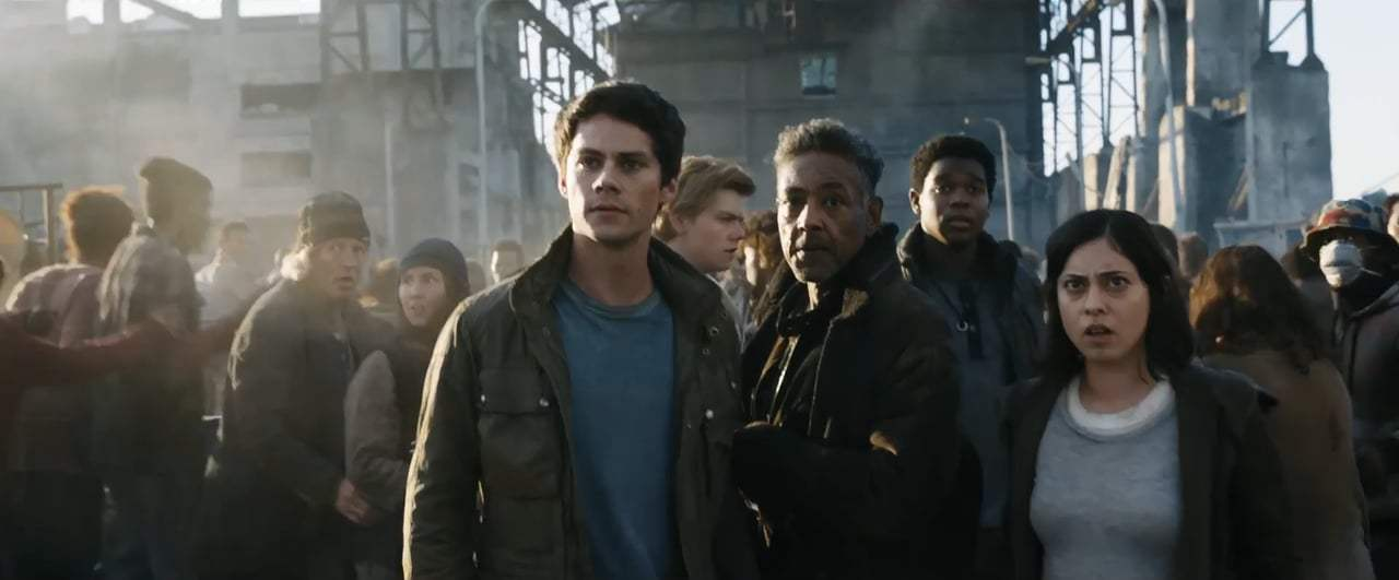 Maze Runner: The Death Cure TV Spot - IMAX II (2018)