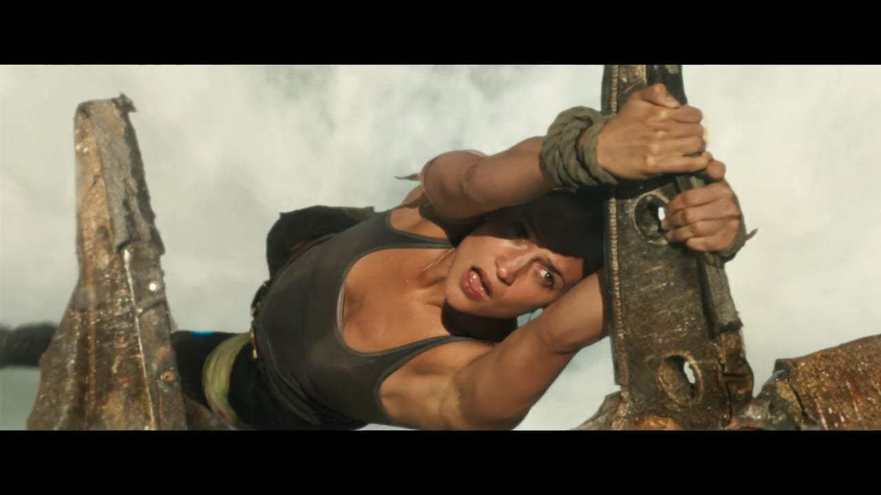 Tomb Raider Tv Spot Begins 2018