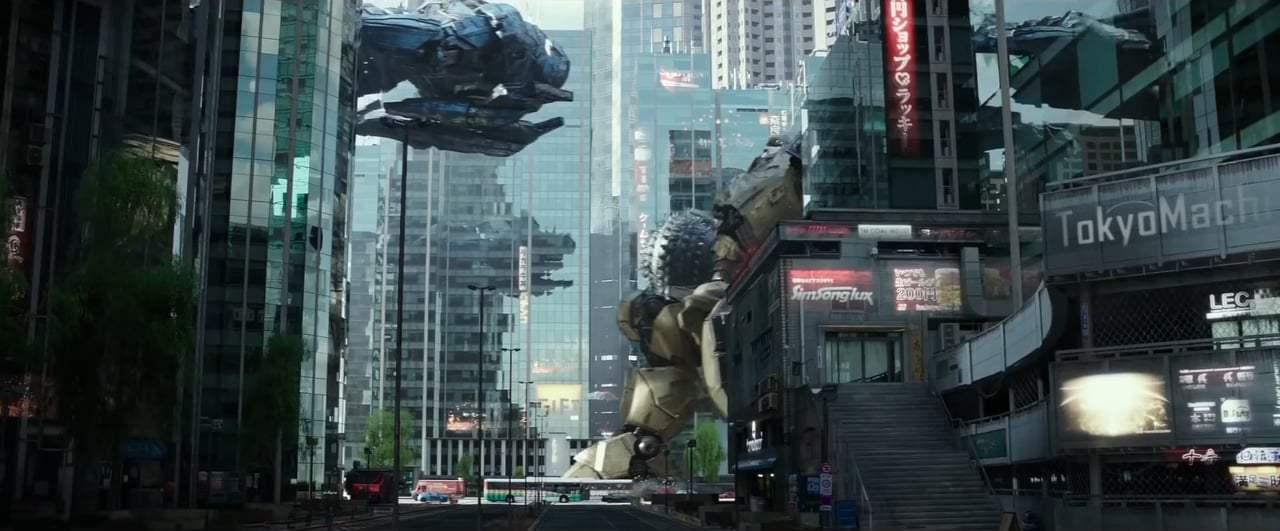 Pacific Rim Uprising Feature Trailer (2018)