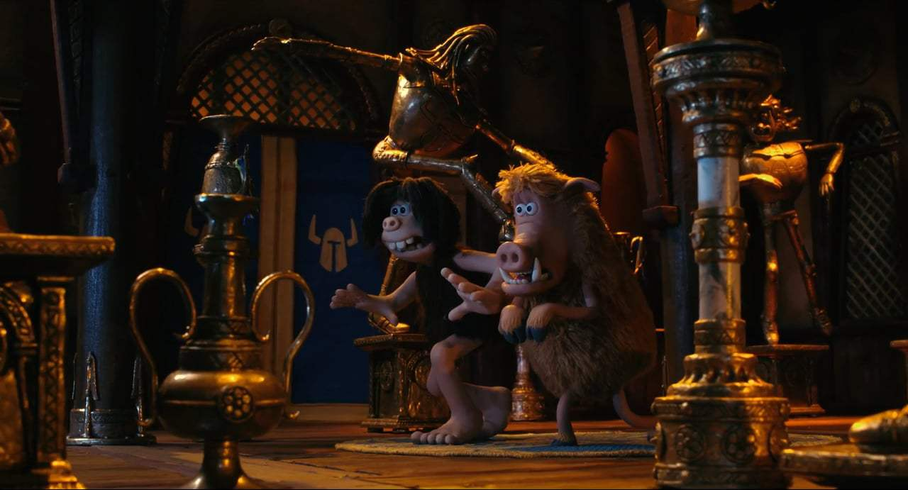 Early Man (2018) - Stadium