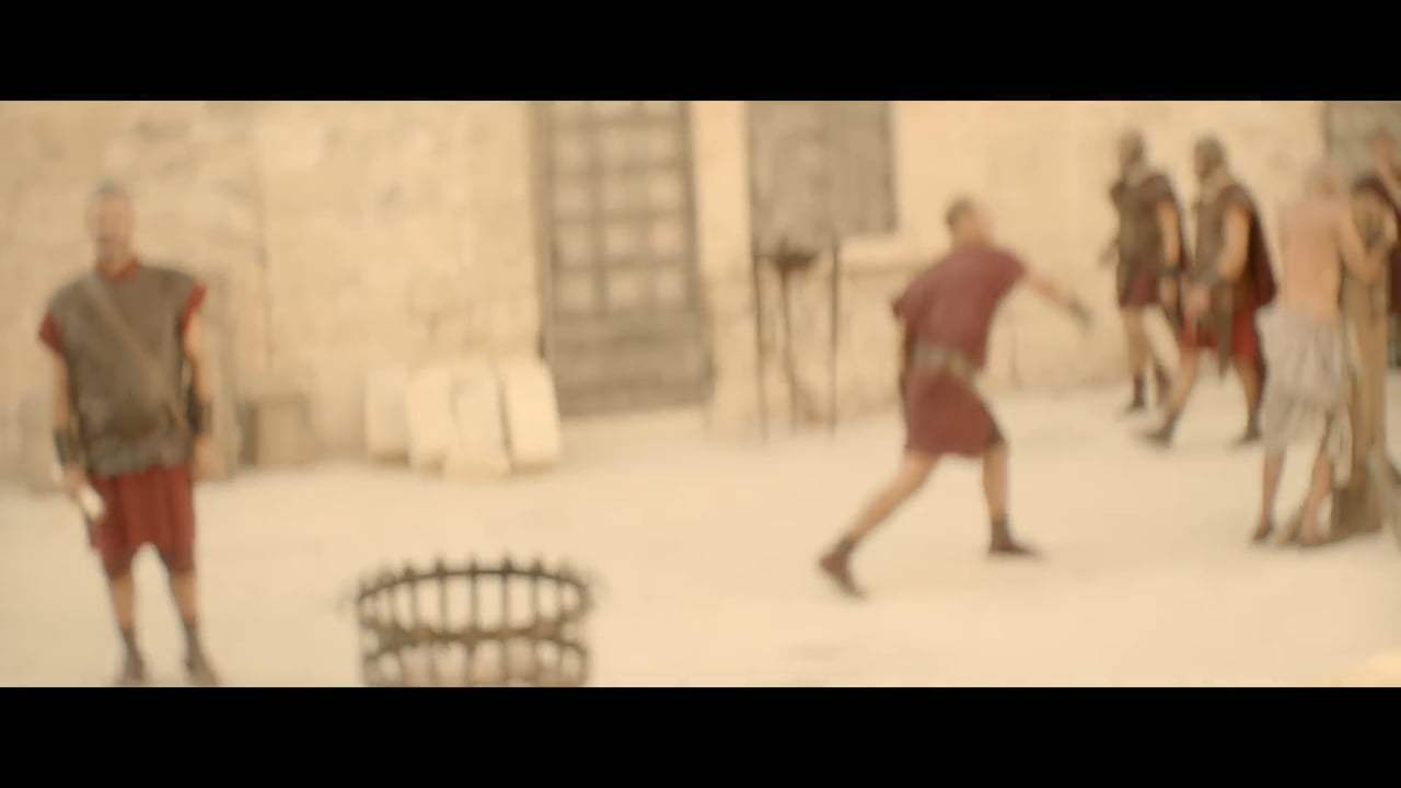 Paul, Apostle of Christ Trailer (2016)