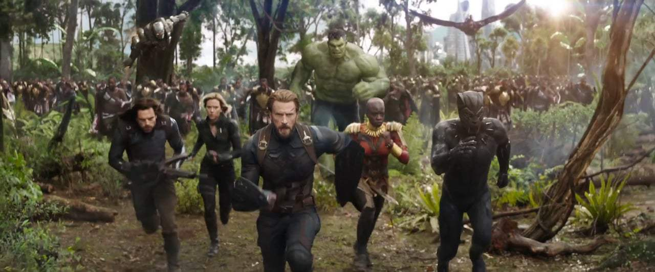 Avengers: Infinity War Super Bowl TV Spot (2018)