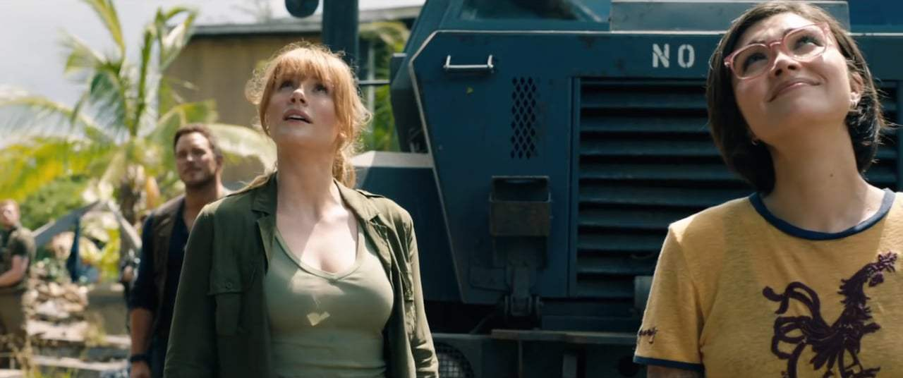 Jurassic World: Fallen Kingdom Super Bowl Trailer (2018)