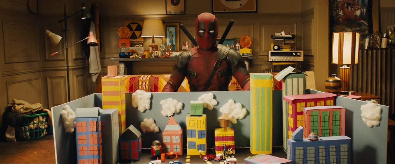 Deadpool 2 Red Band Trailer (2018)