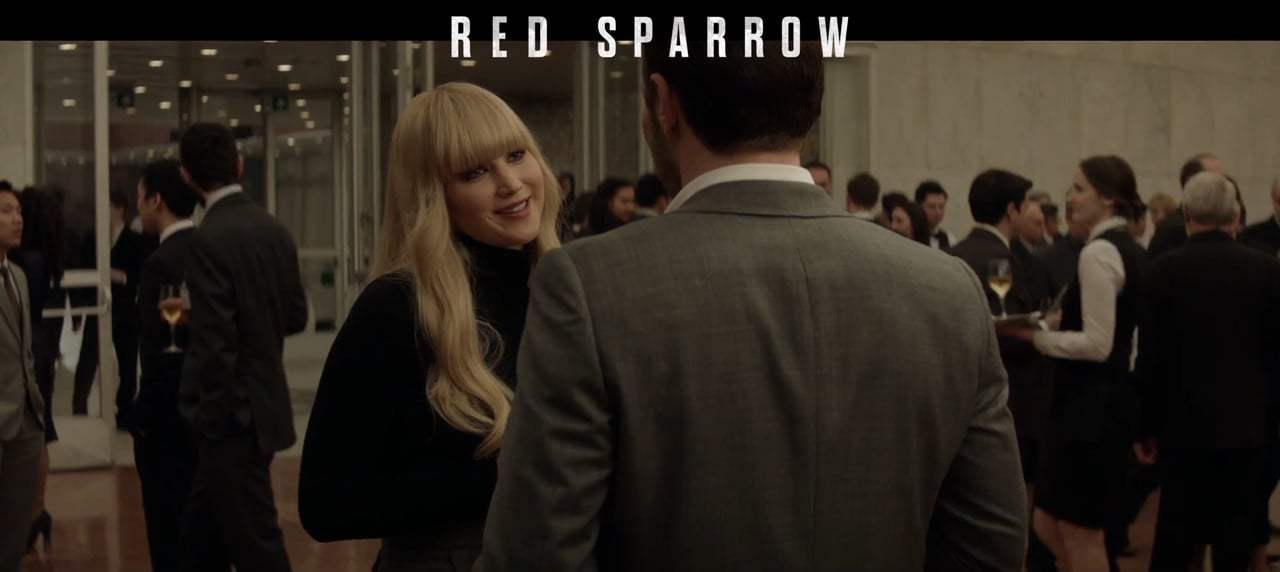 Red Sparrow TV Spot - A Sparrow Knows (2018)