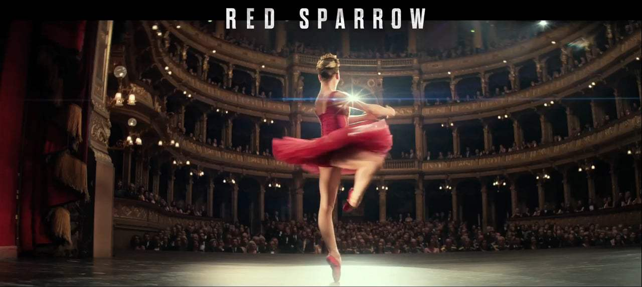 Red Sparrow TV Spot - Innocence (2018)