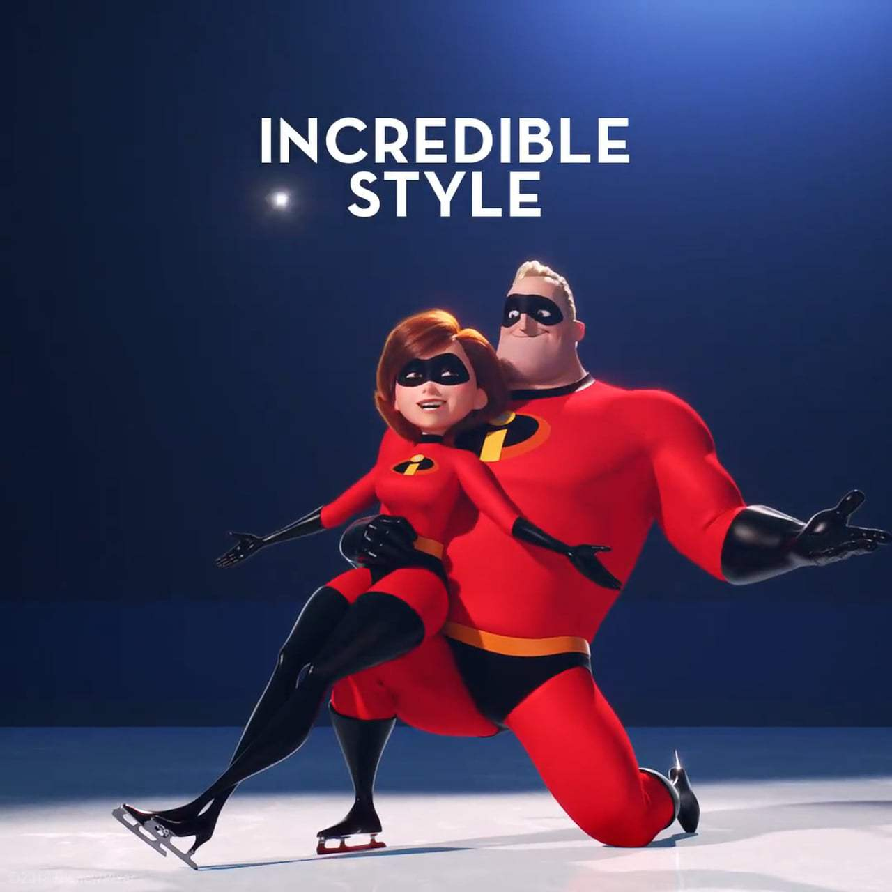 The Incredibles 2 TV Spot - Incredible Style (2018)