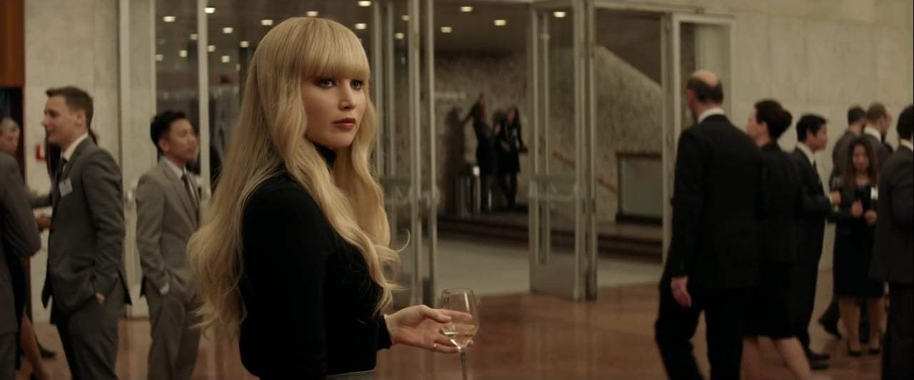 Red Sparrow (2018) - Are We Going To Become Friends?
