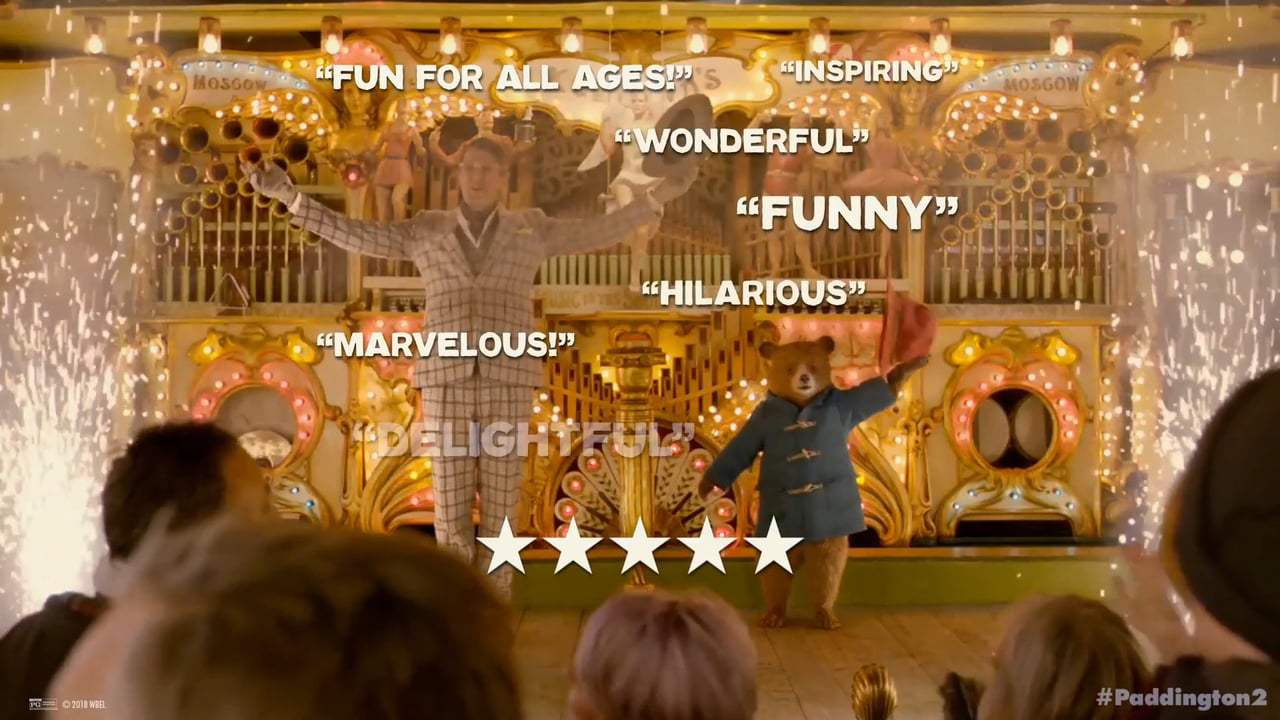 Paddington 2 TV Spot - Own It (2018)