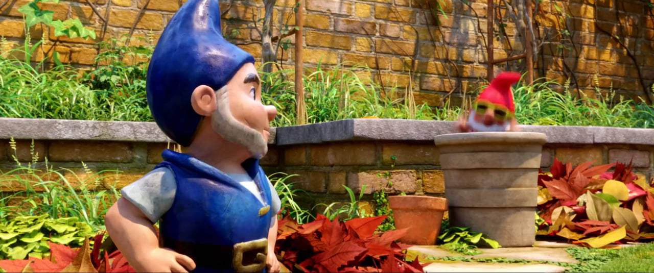 Sherlock Gnomes TV Spot - One Mission (2018)