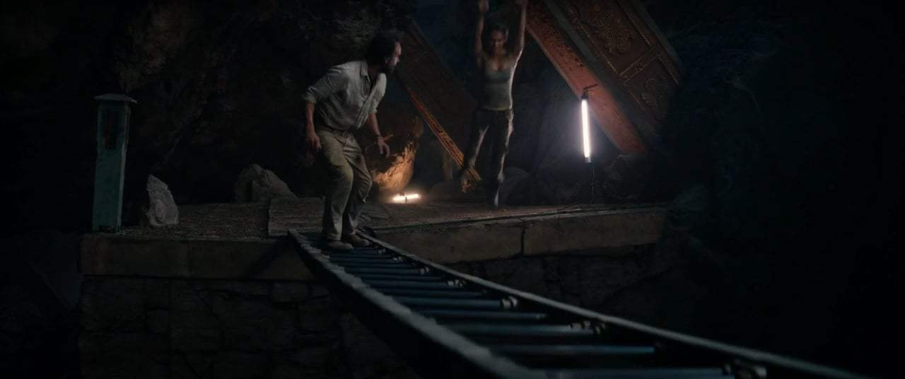 Tomb Raider (2018) - Lets Go Home