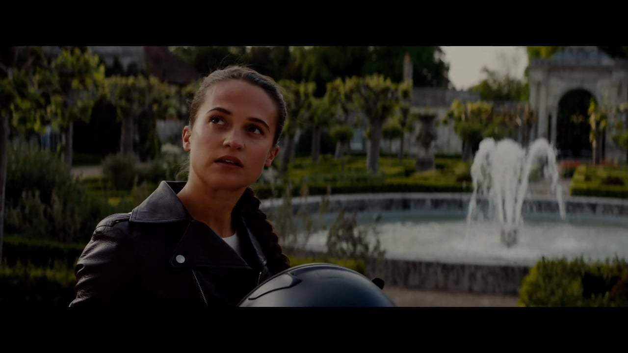 Tomb Raider Tv Spot My Secret 2018