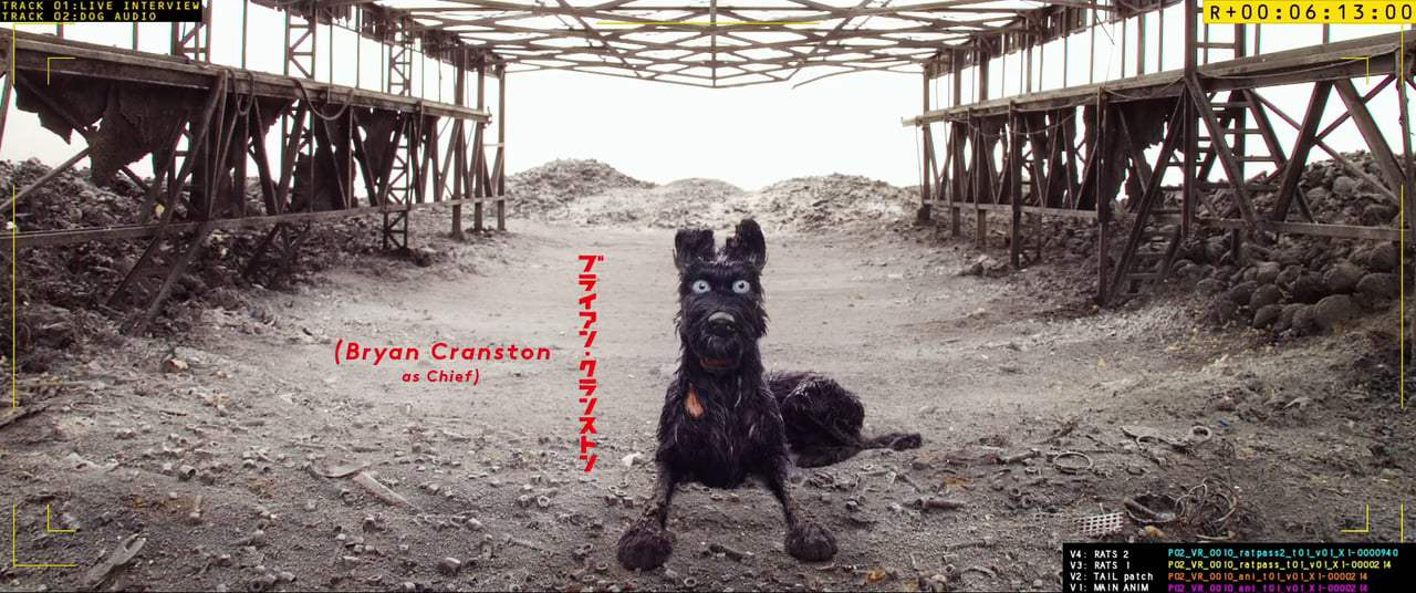 Isle of Dogs Featurette - Cast Interviews (2018)