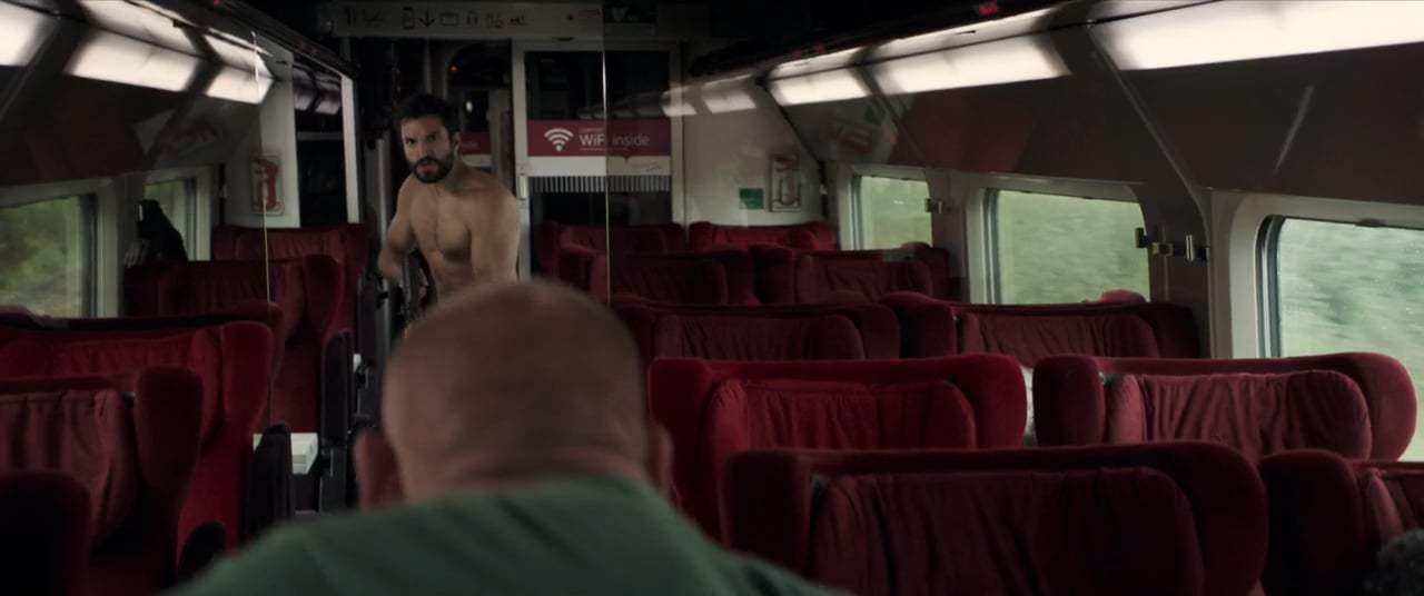 The 15:17 to Paris (2018) - Spencer, Go
