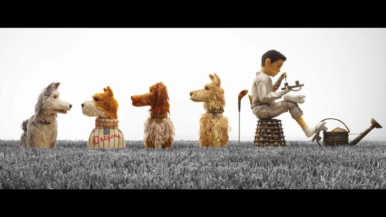 Isle of Dogs (2018) - What's Your Favorite Dog Food