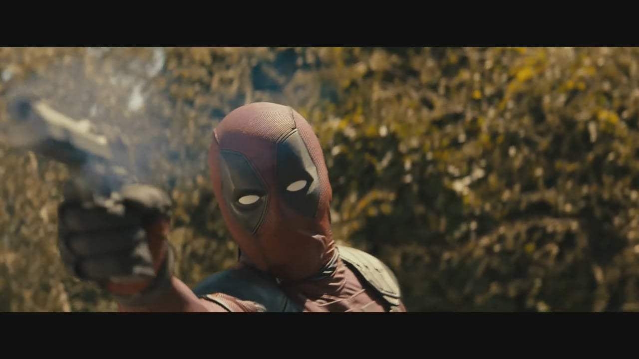 Deadpool 2 International Trailer (2018)
