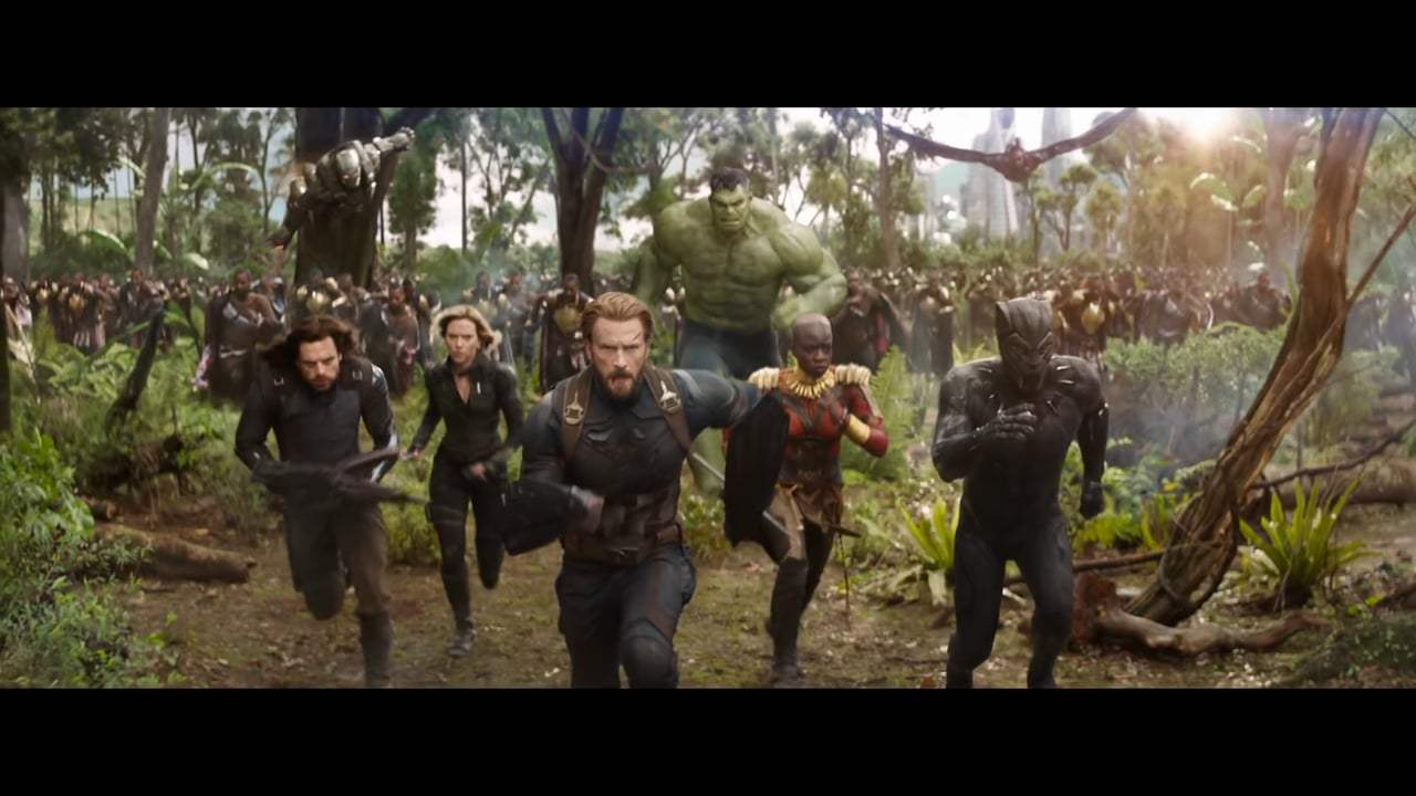 Avengers: Infinity War TV Spot - Gone (2018)