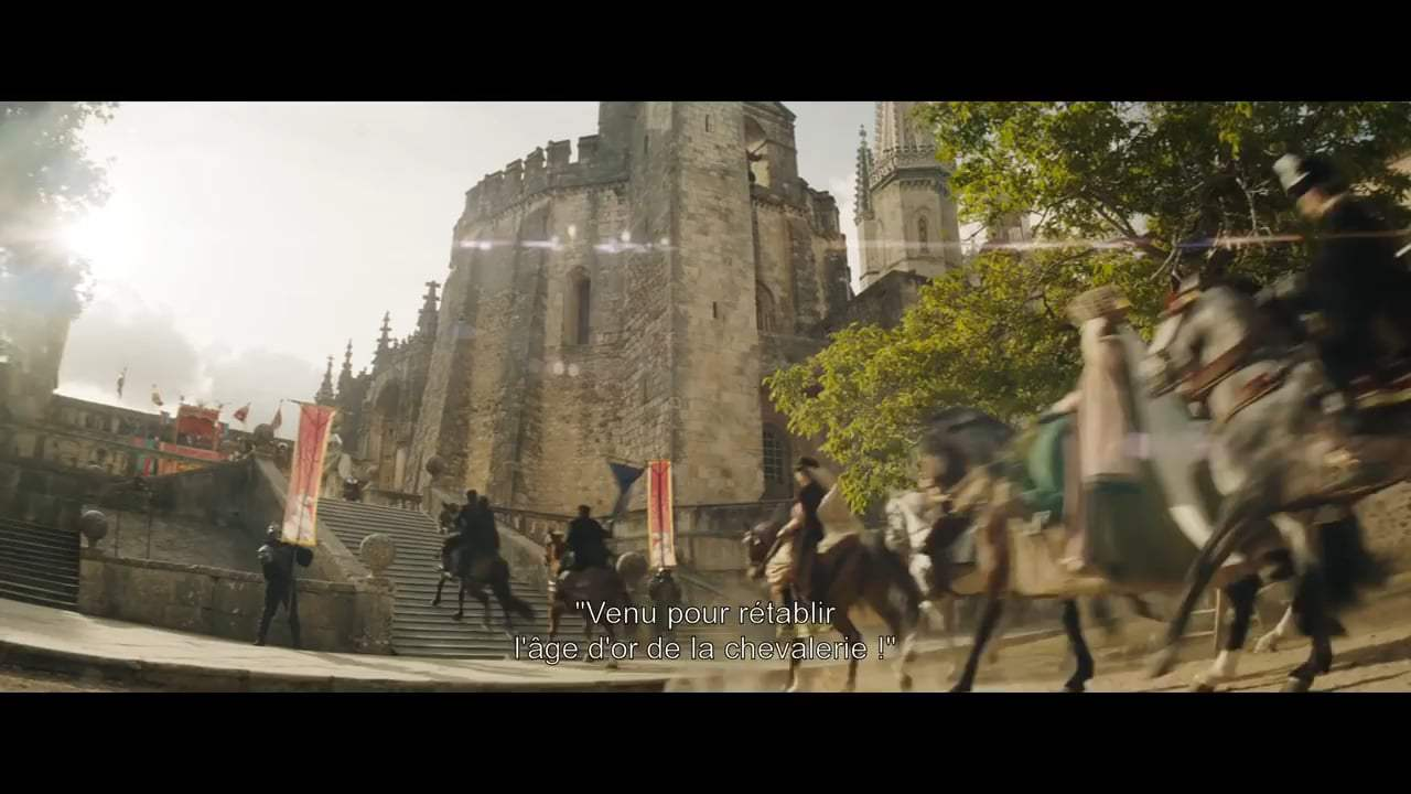 The Man Who Killed Don Quixote International Trailer (2018)