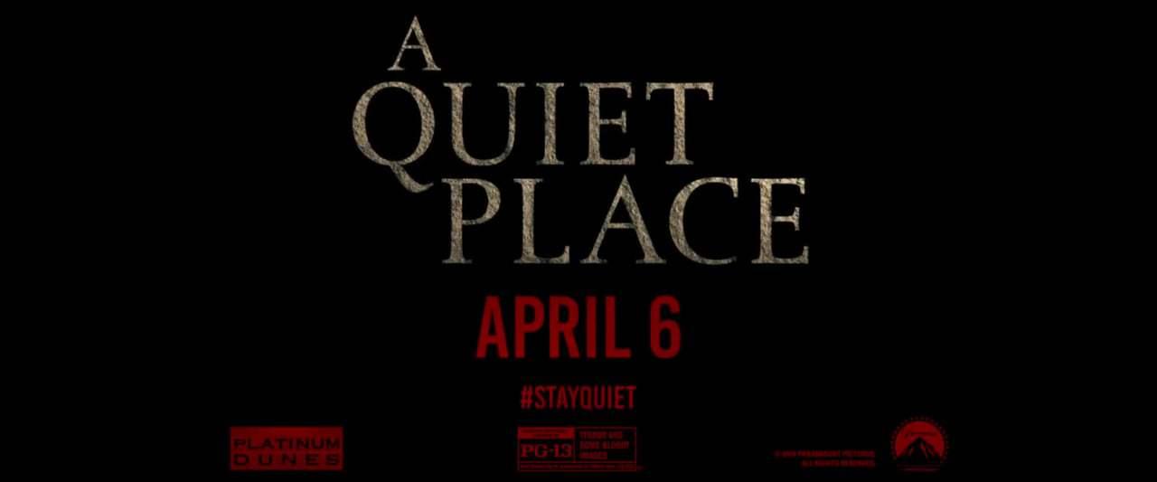Resultado de imagem para A Quiet Place 2018 posters