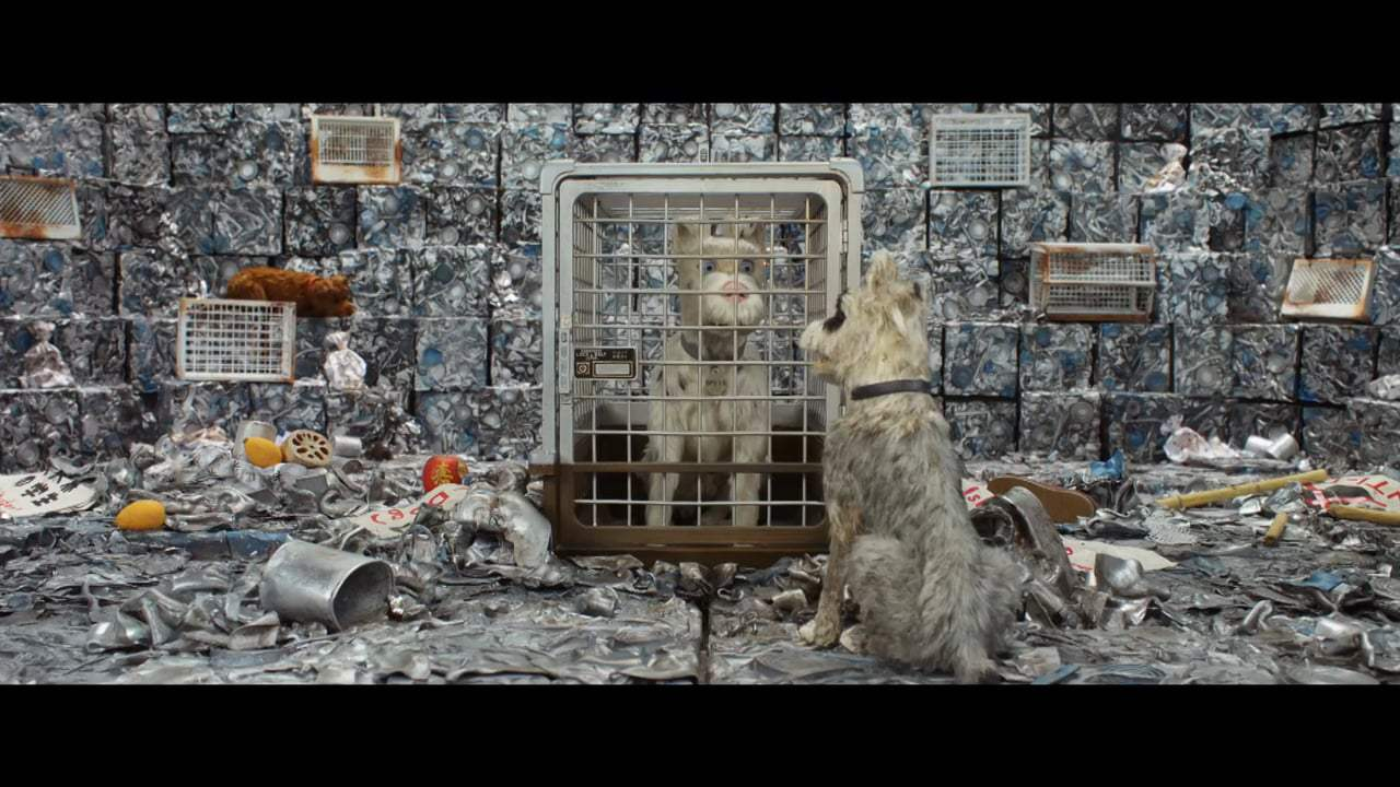 Isle of Dogs TV Spot - I Love Dogs (2018)