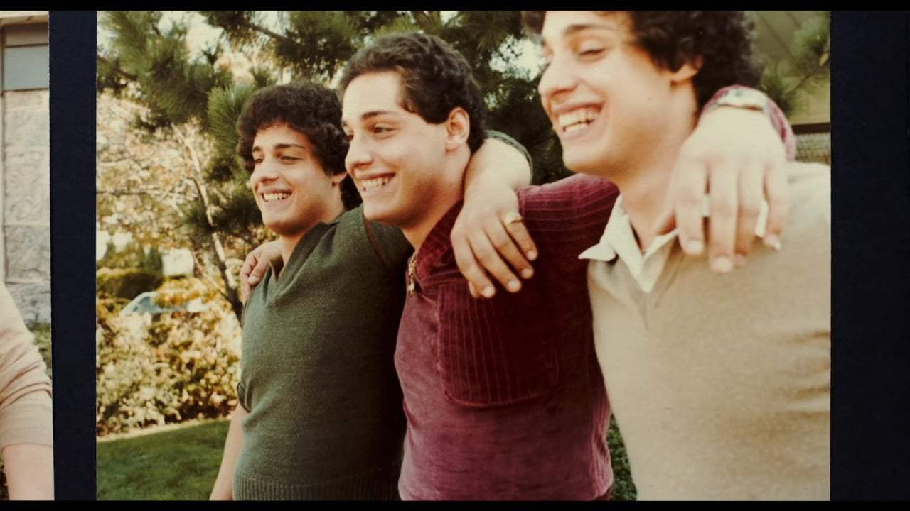 Three Identical Strangers Trailer (2018)