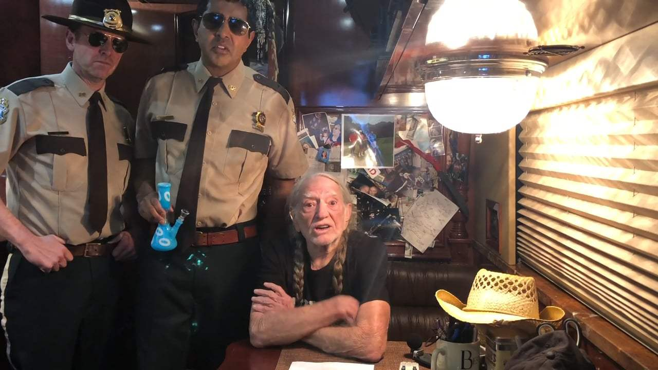 Super Troopers 2 Viral - Willie Nelson Hostage (2018)
